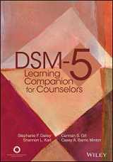 9781556203411-1556203411-DSM-5 Learning Companion for Counselors
