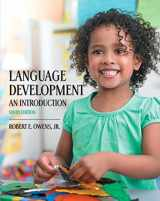 9780134092744-0134092740-Language Development: An Introduction with Enhanced Pearson eText -- Access Card Package (9th Edition)
