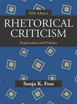 9781478634898-1478634898-Rhetorical Criticism: Exploration and Practice, Fifth Edition