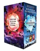 9780399551680-0399551689-The Reckoners Series Boxed Set