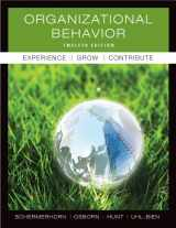 9780470878200-0470878207-Organizational Behavior