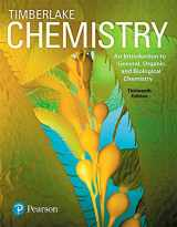 9780134421353-0134421353-Chemistry: An Introduction to General, Organic, and Biological Chemistry (13th Edition)