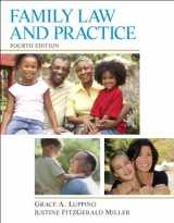9780133495188-0133495183-Family Law and Practice (4th Edition)