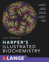 9781259837937-1259837939-Harper's Illustrated Biochemistry Thirty-First Edition