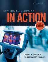 9781305261075-1305261070-Criminal Justice in Action: The Core