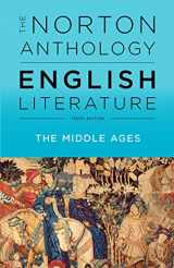 9780393603026-0393603024-The Norton Anthology of English Literature (Tenth Edition)  (Vol. A)