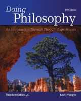Doing Philosophy: An Introduction Through Thought Experiments