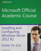 70-410 Installing and Configuring Windows Server 2012 R2 with MOAC Labs Online Reg Card Set