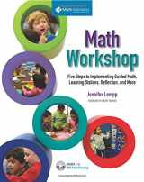 9781935099611-1935099612-Math Workshop: Five Steps to Implementing Guided Math, Learning Stations, Reflection, and More