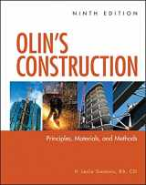9780470547403-0470547405-Olin's Construction: Principles, Materials, and Methods