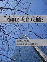 9780979570483-0979570484-The Manager's Guide to Statistics