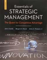 9780078112898-0078112893-Essentials of Strategic Management: The Quest for Competitive Advantage