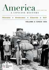 9781457648649-1457648644-America: A Concise History, Volume 2