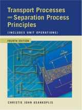 9780131013674-013101367X-Transport Processes and Separation Process Principles (Includes Unit Operations) (4th Edition)