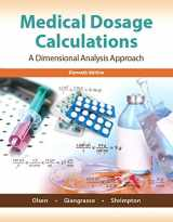 9780133940718-0133940713-Medical Dosage Calculations (11th Edition)
