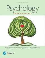 9780134191485-013419148X-Psychology: Core Concepts -- Books a la Carte (8th Edition)
