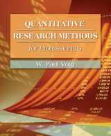 9780205359134-0205359132-Quantitative Research Methods for Professionals