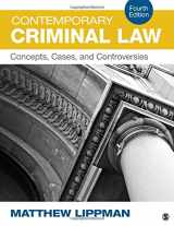 9781483379364-1483379361-Contemporary Criminal Law: Concepts, Cases, and Controversies
