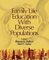 9781412991780-1412991781-Family Life Education With Diverse Populations