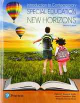 9780134995731-0134995732-Revel for Introduction to Contemporary Special Education: New Horizons -- Access Card Package (2nd Edition) (What's New in Special Education)