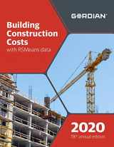 9781950656011-1950656012-Building Construction Costs With RSMeans Data 2020 (Means Building Construction Cost Data)