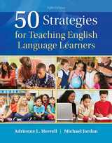 9780133802450-0133802450-50 Strategies for Teaching English Language Learners (5th Edition)
