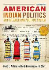 9781442252653-1442252650-American Indian Politics and the American Political System (Spectrum Series)