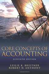 9780132744393-0132744392-Core Concepts of Accounting (11th Edition)