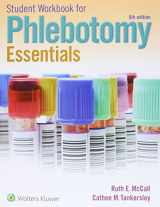 9781496322852-1496322851-McCall Phlebotomy Essentials 6e Book and Workbook Package