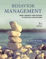 9781285450049-1285450043-Behavior Management: From Theoretical Implications to Practical Applications