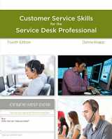 9781285063584-1285063589-A Guide to Customer Service Skills for the Service Desk Professional