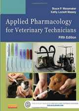9780323186629-0323186629-Applied Pharmacology for Veterinary Technicians, 5e