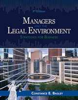 9781337555081-1337555088-Managers and the Legal Environment: Strategies for the 21st Century