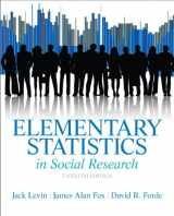 9780205845484-0205845487-Elementary Statistics in Social Research (12th Edition)