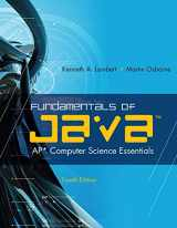 9780538744928-0538744928-Fundamentals of JavaTM: AP* Computer Science Essentials