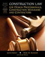 9781111986902-1111986908-Construction Law for Design Professionals, Construction Managers and Contractors