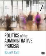 9781506357096-1506357091-Politics of the Administrative Process
