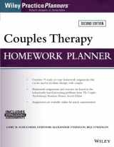 9781119230687-1119230683-Couples Therapy Homework Planner (Wiley Practice Planners)