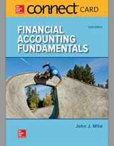 9781260004953-1260004953-Connect Access Card for Financial Accounting Fundamentals