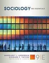 9781305503083-1305503082-Sociology: The Essentials