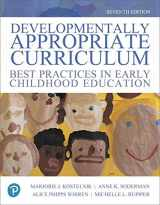 9780134747378-0134747372-Developmentally Appropriate Curriculum: Best Practices in Early Childhood Education, with Enhanced Pearson eText -- Access Card Package (7th Edition) (What's New in Early Childhood Education)