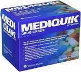 9781496382092-1496382099-MediQuik Drug Cards
