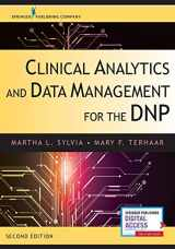 9780826142771-082614277X-Clinical Analytics and Data Management for the DNP, Second Edition - Completely Updated, Includes 11 New Chapters