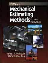 9780876290170-0876290179-Means Mechanical Estimating Methods: Takeoff & Pricing for HVAC & Plumbing, Updated 4th Edition