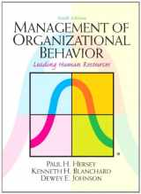 9780132556408-0132556405-Management of Organizational Behavior (10th Edition)