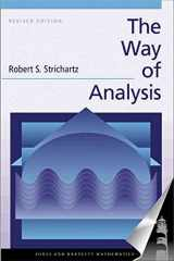 9780763714970-0763714976-The Way of Analysis, Revised Edition (Jones and Bartlett Books in Mathematics)