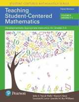 9780134556420-0134556429-Teaching Student-Centered Mathematics: Developmentally Appropriate Instruction for Grades 3-5 (Volume II) (3rd Edition) (Student Centered Mathematics Series)