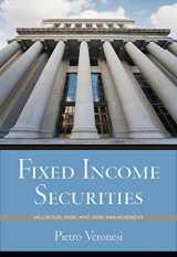 9780470109106-0470109106-Fixed Income Securities: Valuation, Risk, and Risk Management