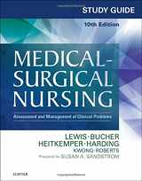 9780323371483-0323371485-Study Guide for Medical-Surgical Nursing: Assessment and Management of Clinical Problems