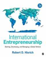 9781483344393-1483344398-International Entrepreneurship: Starting, Developing, and Managing a Global Venture